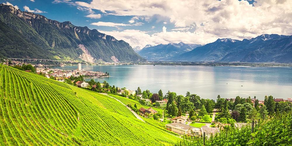 Villas et Maisons à vendre dans le Canton de Vaud (Suisse)