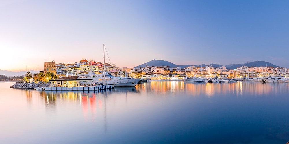 Ville e case in vendita a Marbella - Costa del Sol (Spagna)