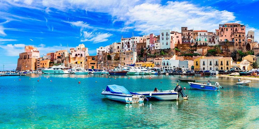 Ville e case in vendita a Sicilia (Italia)
