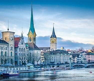 Apartamentos y pisos en venta en el Cantón de Zúrich (Suiza)