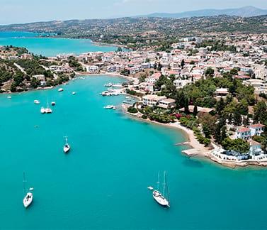Villas et Maisons à vendre à Grèce Continentale (Grèce)